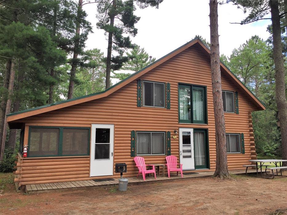 Cabin Rentals - Mantrap Lodge